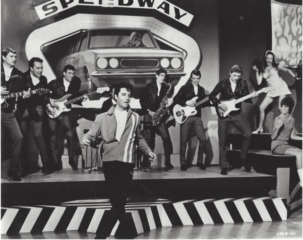 Lou peralta Elvis Presly Speedway