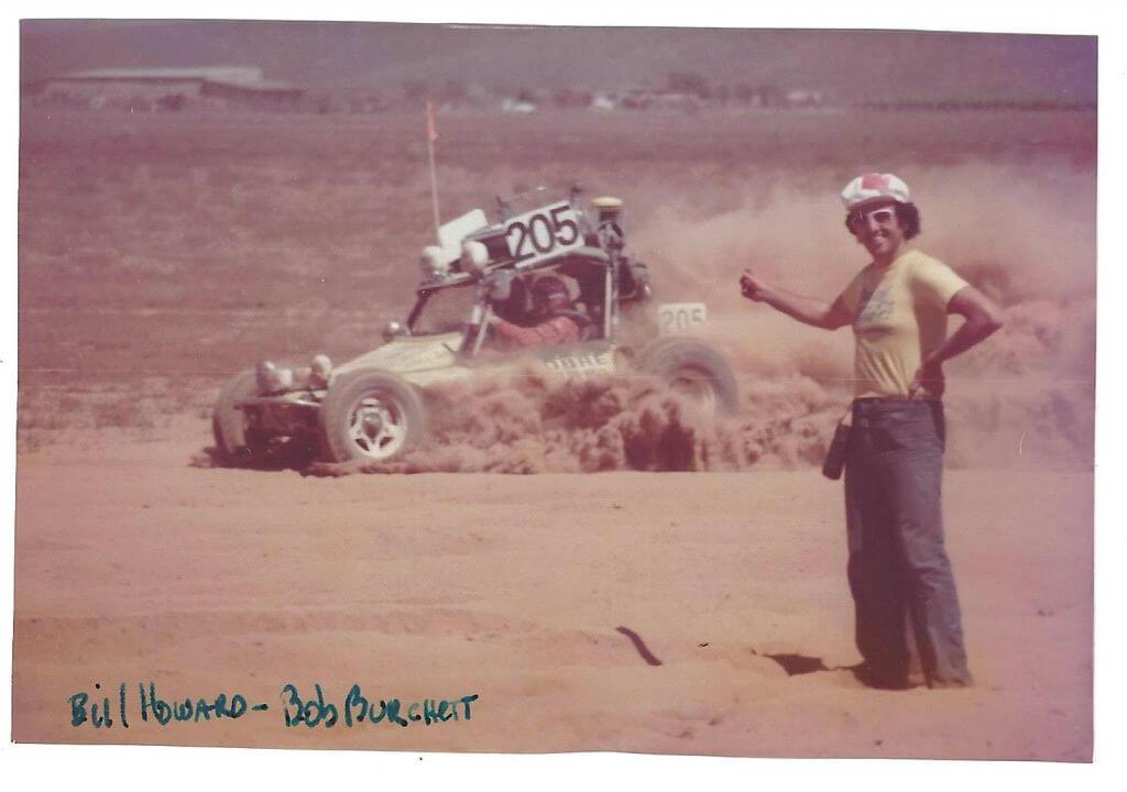 Lou peralta Baja car