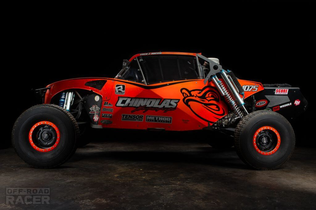 Eliseo Garcia Class Chinolas Racing