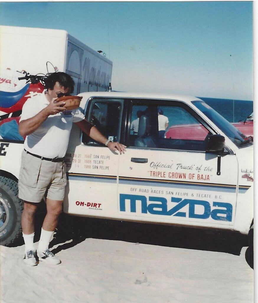 Lou peralta Mazda