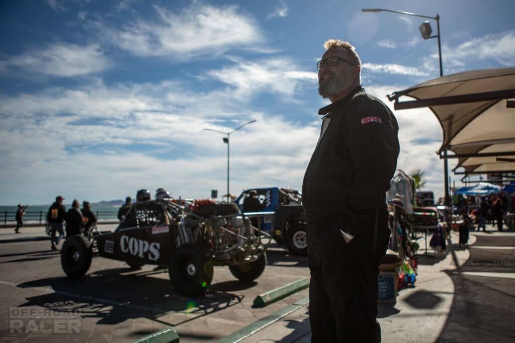 Deckman Restaurant racing