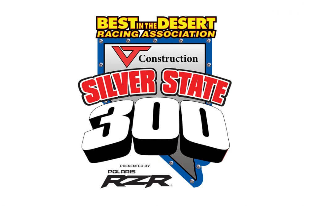 best in the desert bitd silver state off road race logo