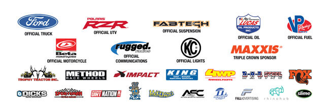bitd off road racer sponsors