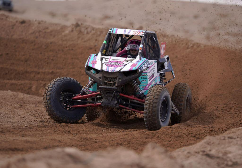 cadence cowan off road racer polaris