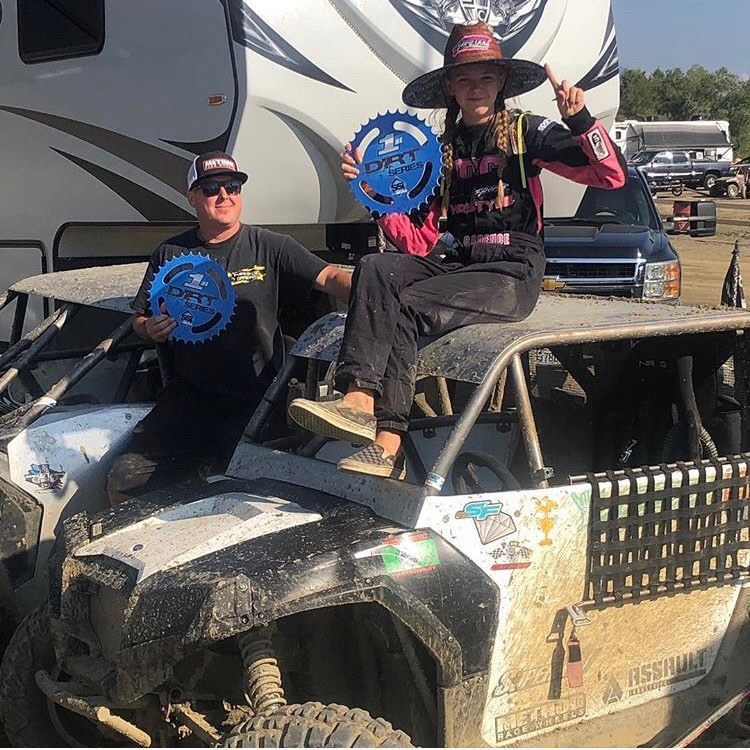 cadence cowan polaris rzr off road racer win
