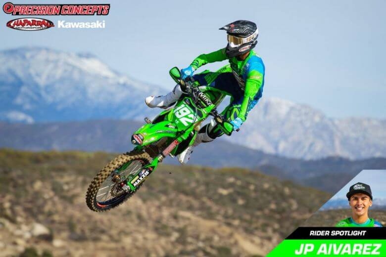 precision concepts race team jp alvarez