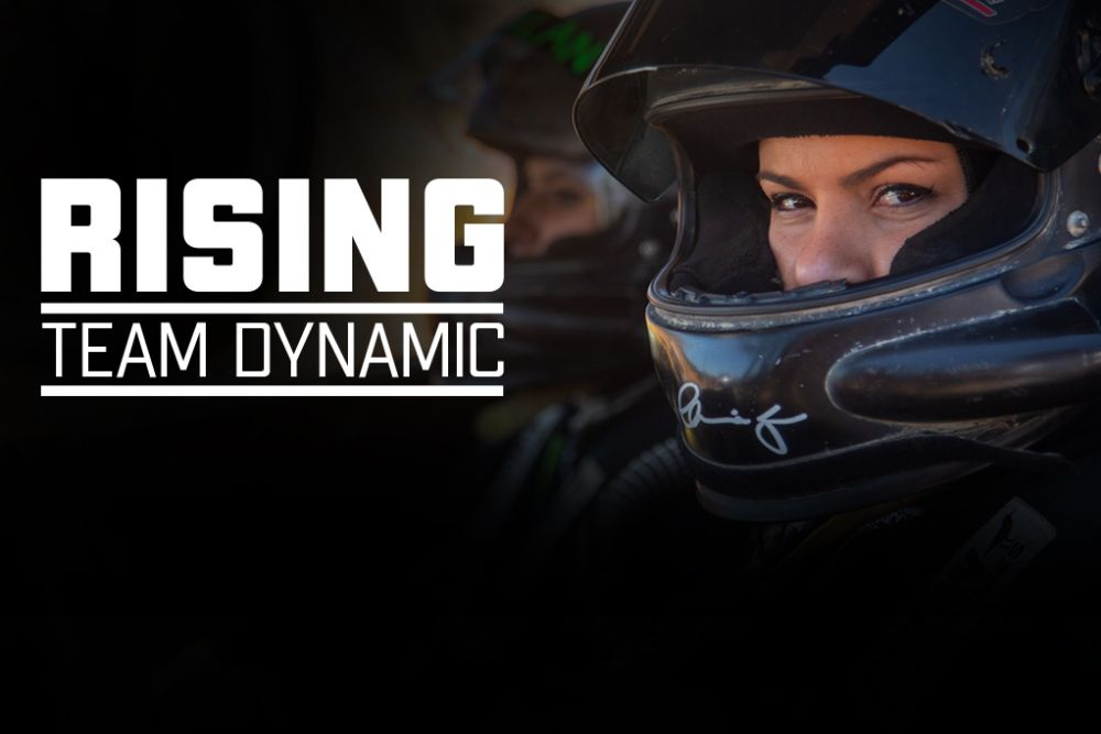 rising team dynamic header