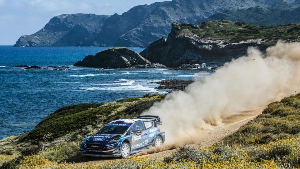 Teemu Suninen Rally Italia Sardegna fc frz x