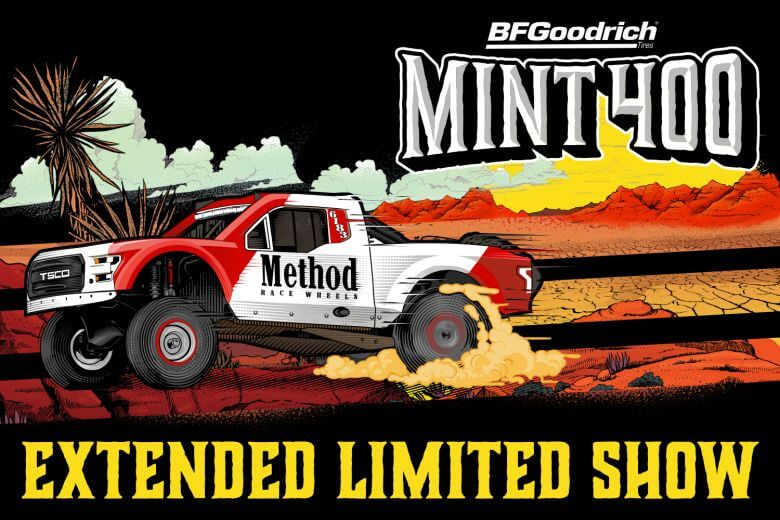 mint extended limited show off road racer thumbnail
