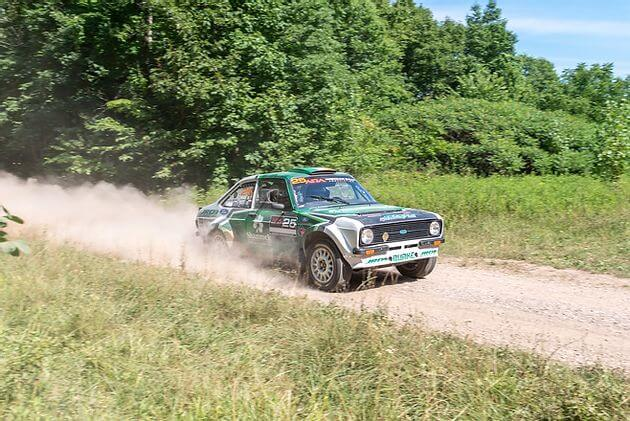 American Rally Association Returns in Southern Ohio