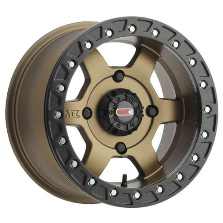 GMZ casino Beadlock UTV Wheels
