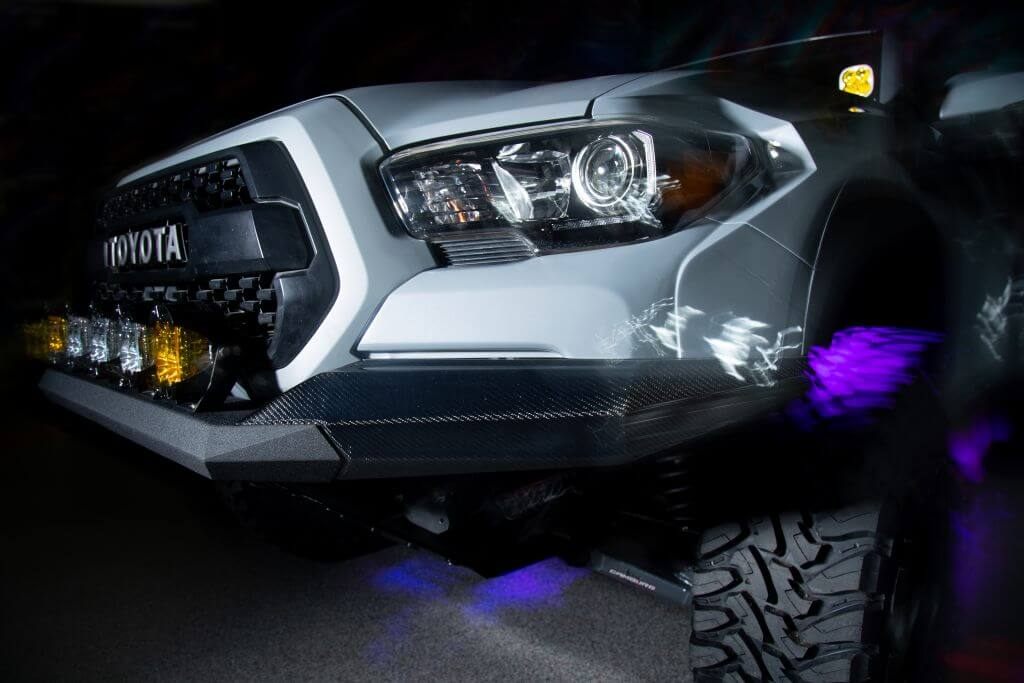 Gk toyota tacoma off road racer