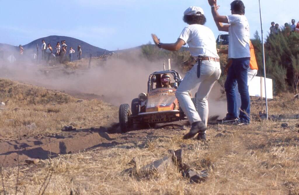 Ivan steward BSC Baja vintage