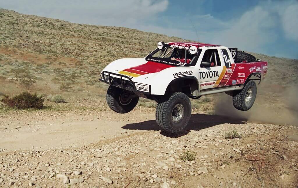Ivan stewart San Felipe 250 1993