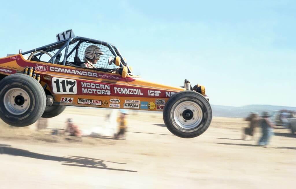 Ivan stewart Baja 500 1977