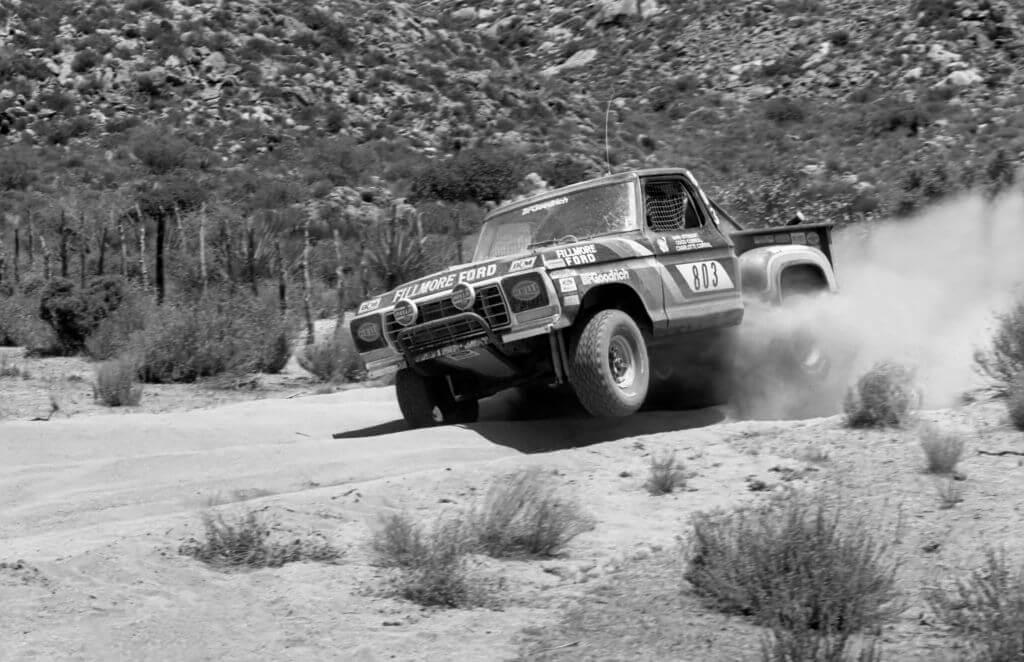 Ivan stewart Baja 500 1980