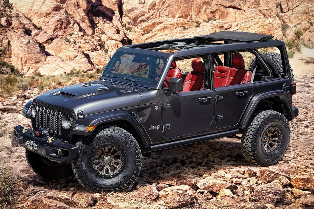 Jeep V Rubicon