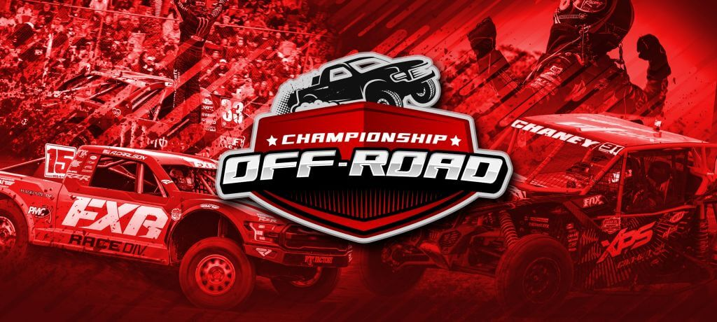 championship off road racing logo