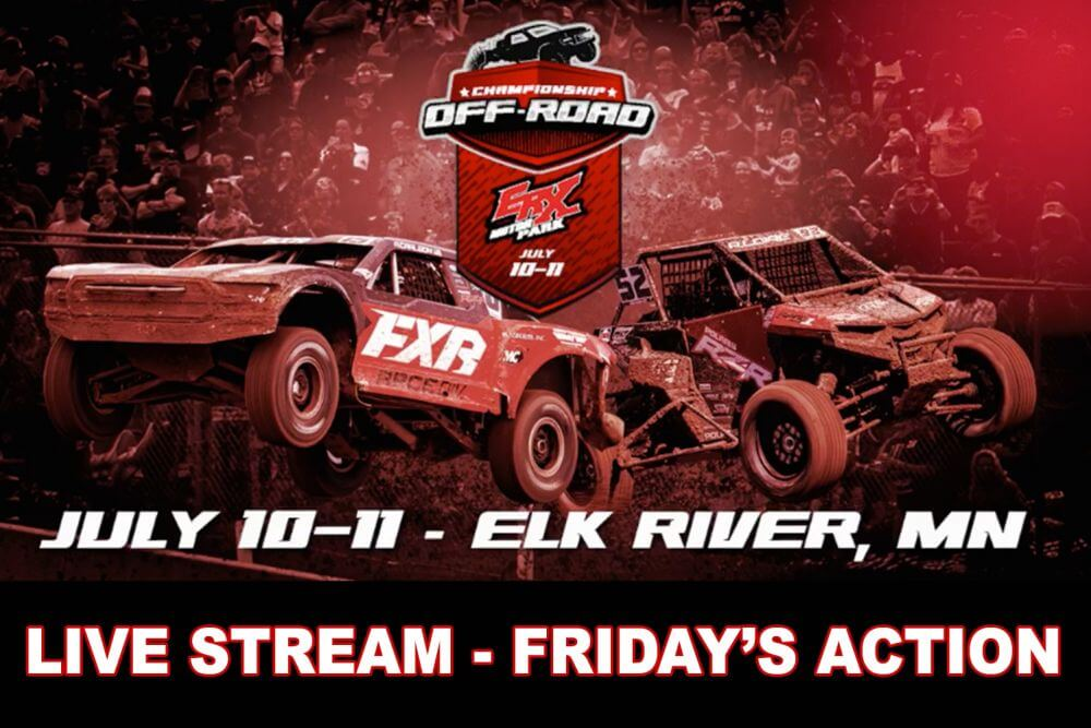 erx short course off road friday
