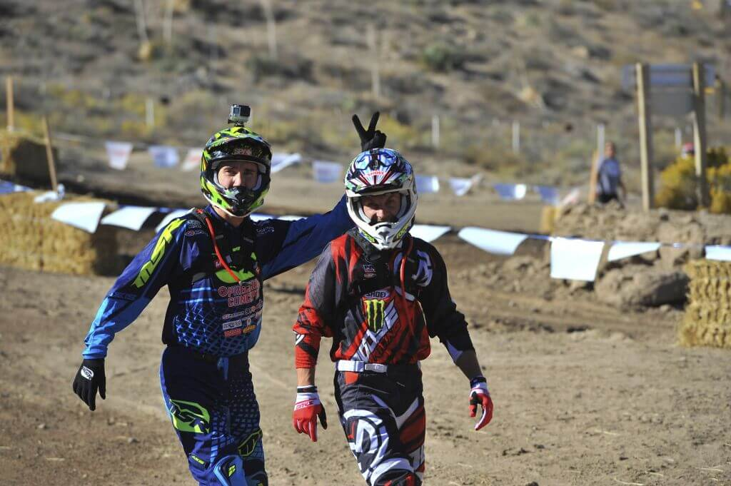 robby bell off road racer motox