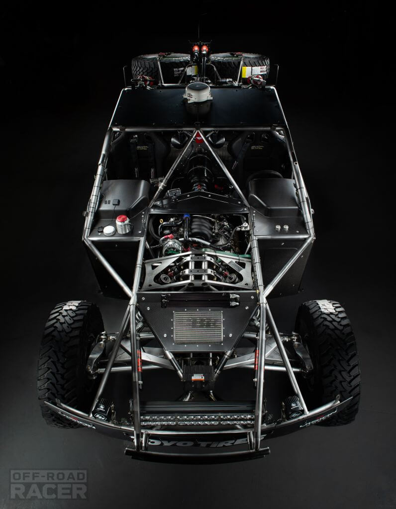 JS Racing Feature Vehicle