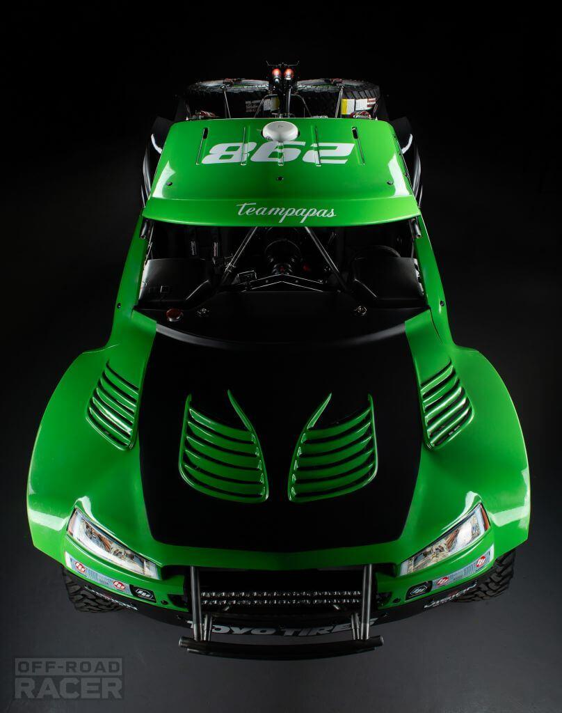 juan samprieto profile truck