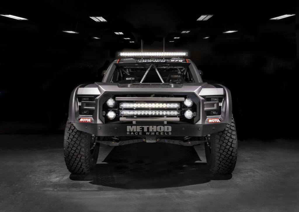 AJ Jones Truck