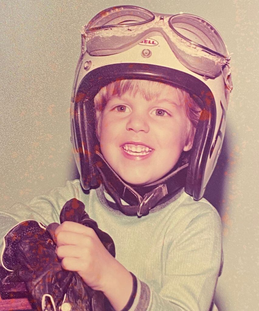 Fortin jr off road racer