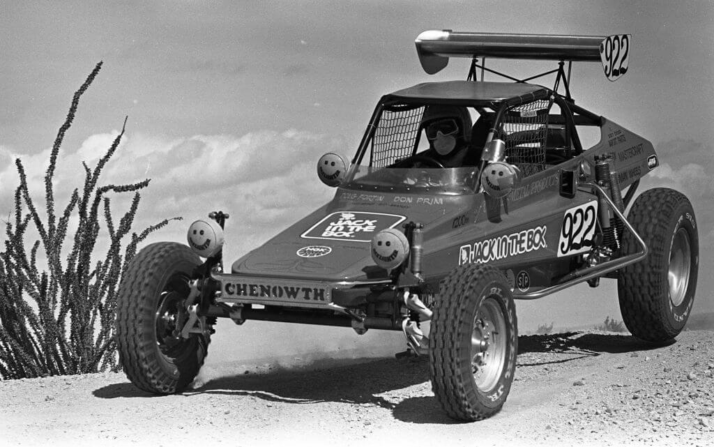 Fortin primm off road racer