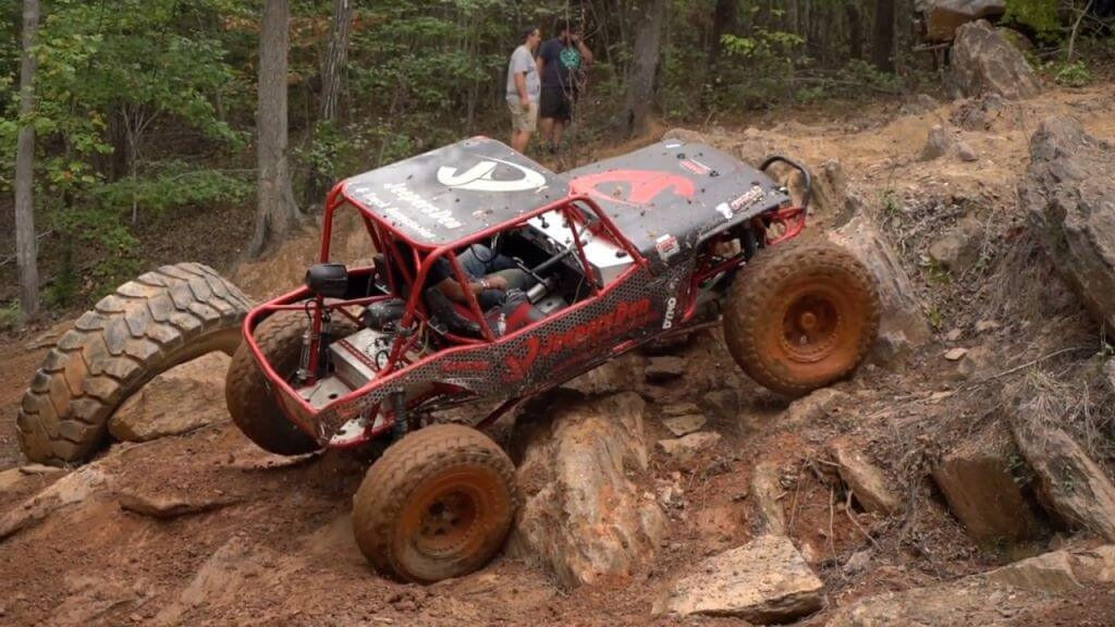 Georgia rock river off road racer