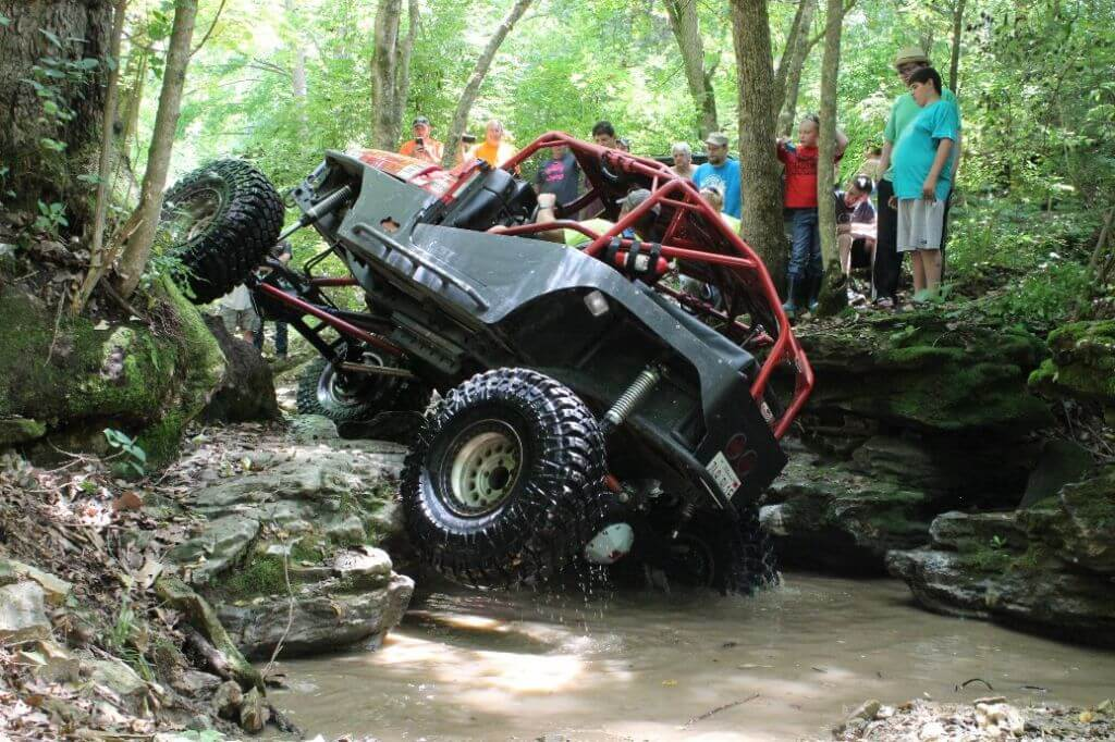 ILLINOIS two rivers off road racer