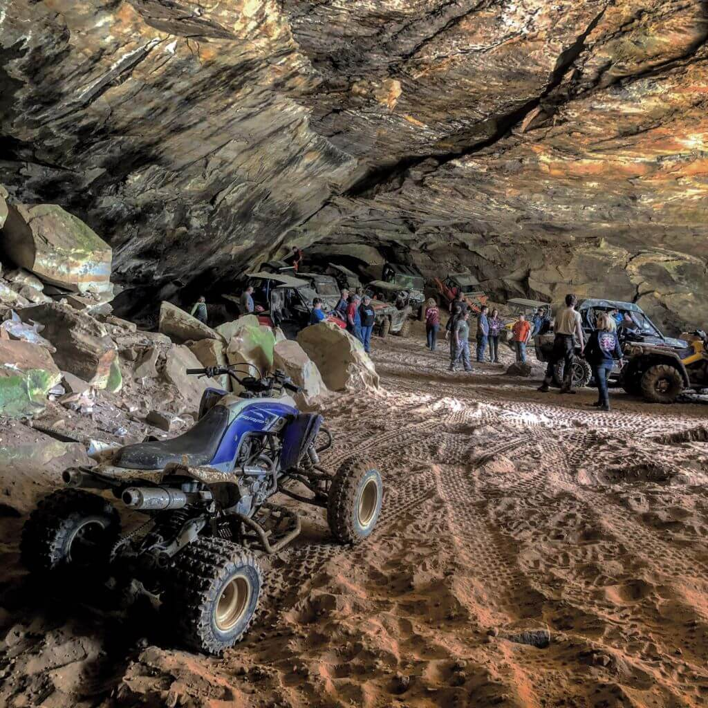 KENTUCKY blue holler park off road racer