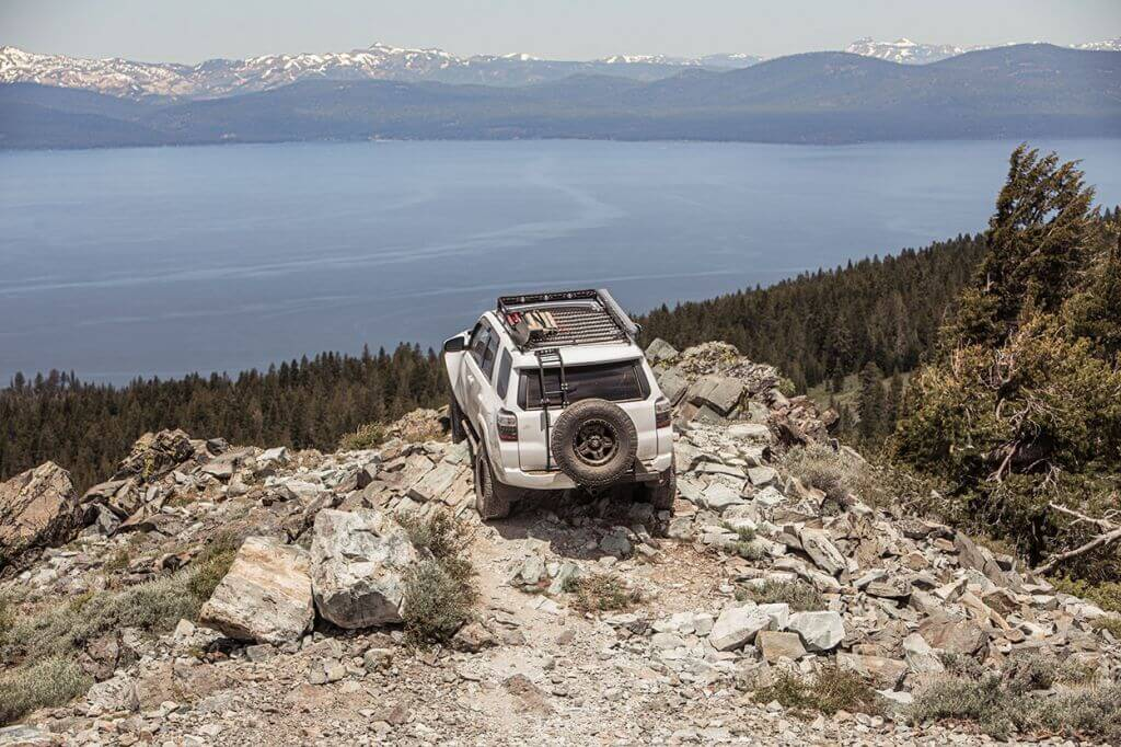NEVADA genoa peak off road racer