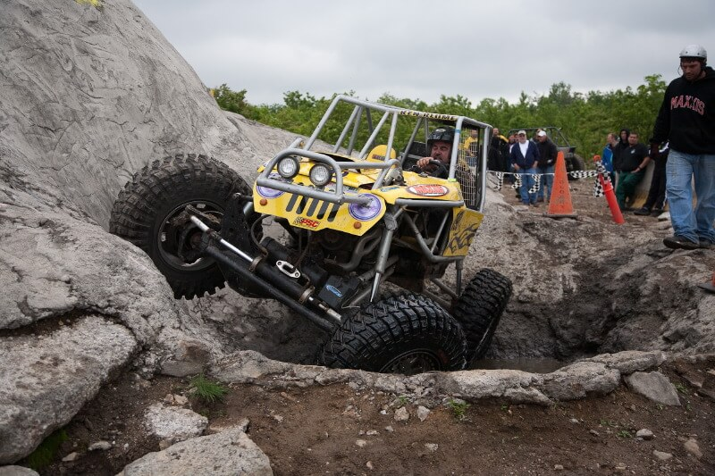 PENNSYLVANIA rausch creek off road racer