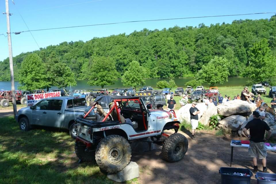 VIRGINIA big dogs off road