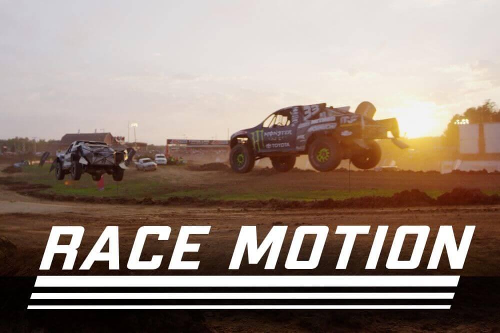 crandon race motion off road racer