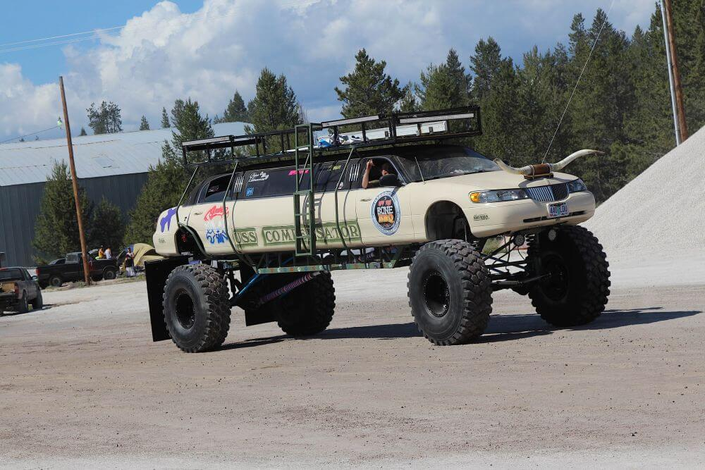 gambler off road racer limo