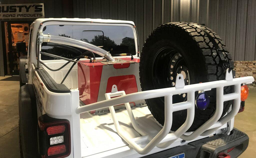 rustys off road jeep gladiator vr off road racer