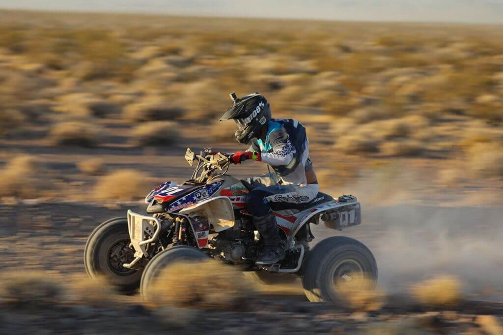 vr quad racer off road racer