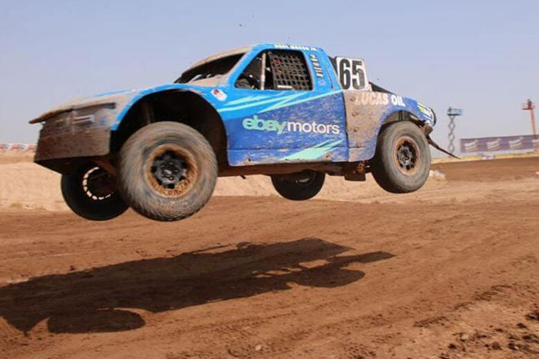 dave mason loorrs off road racer