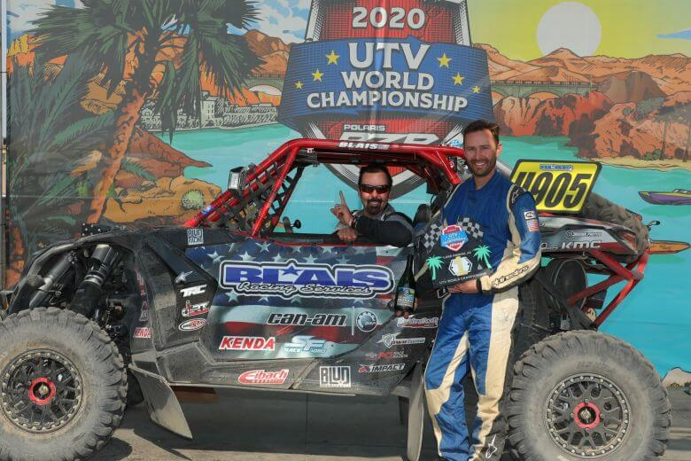 chris blais utv world championship