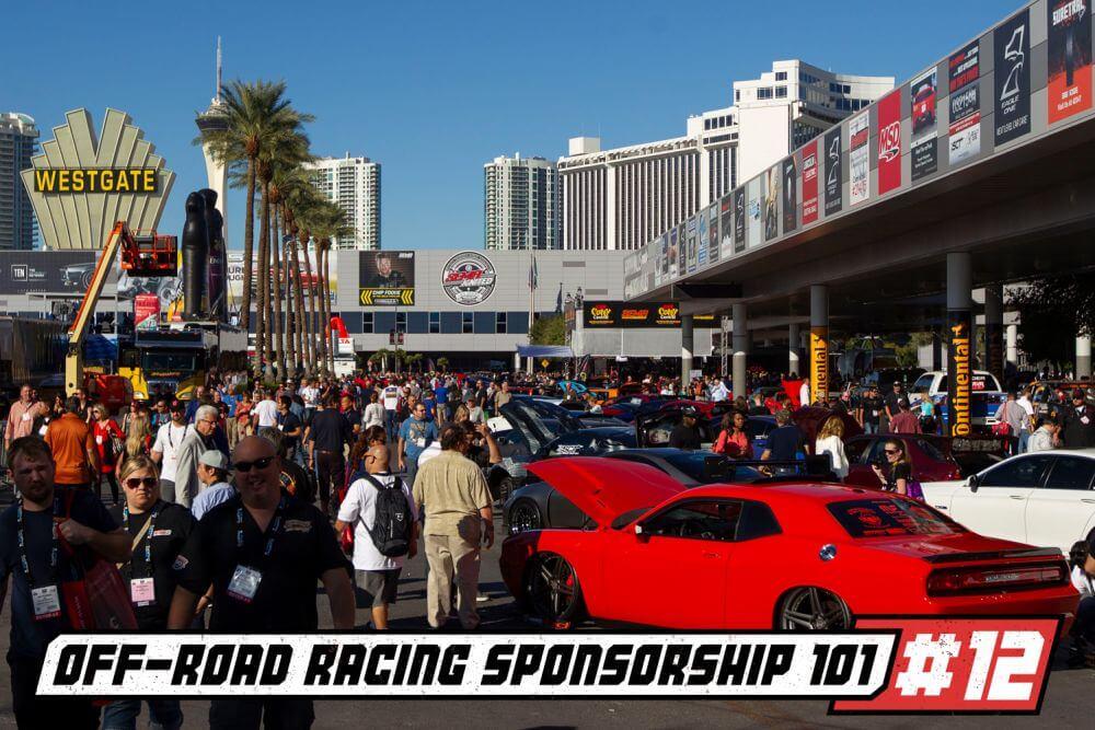 off road racer sponsorship