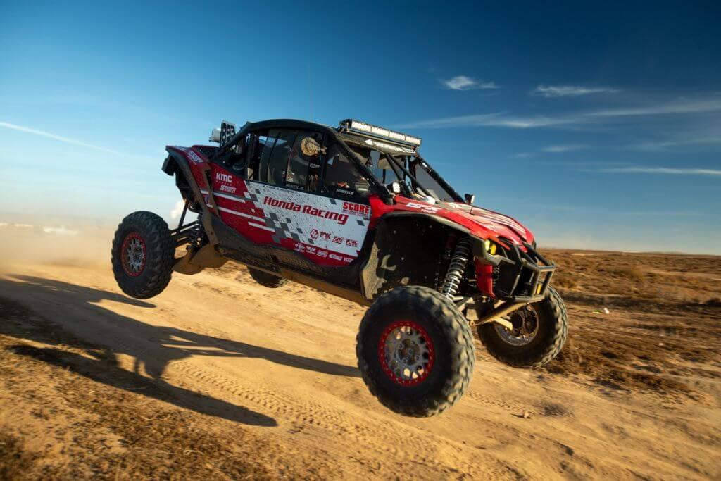 Honda Talon Factory Racing Baja x