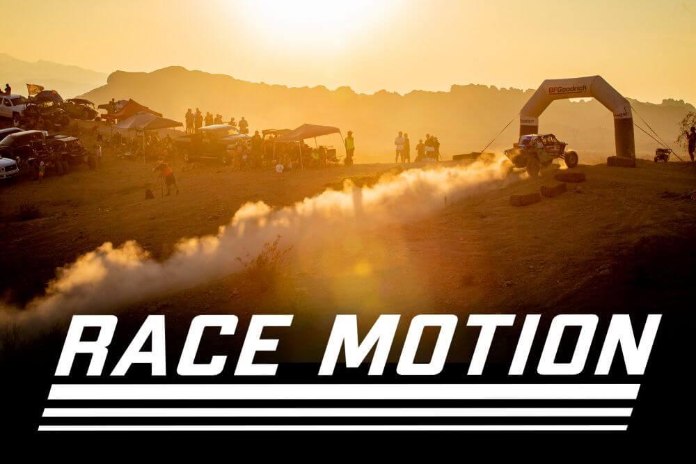 race motion the utv world championship off road racer night
