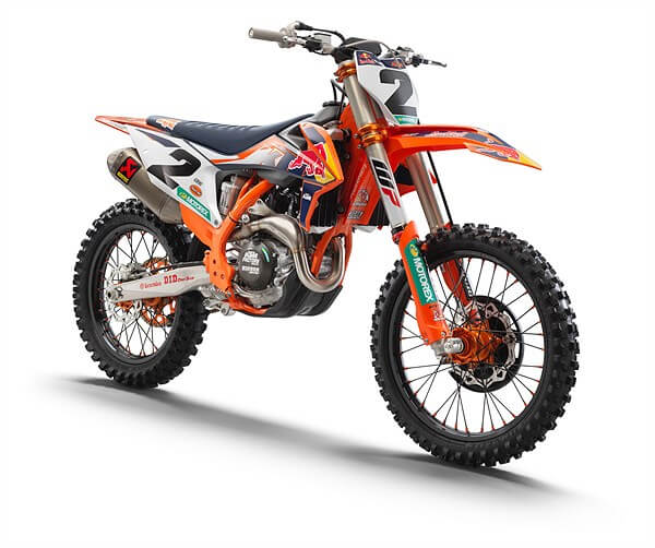 KTM SX F FACTORY EDITION