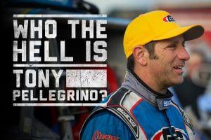 WHO THE HELL IS tony pellegrino
