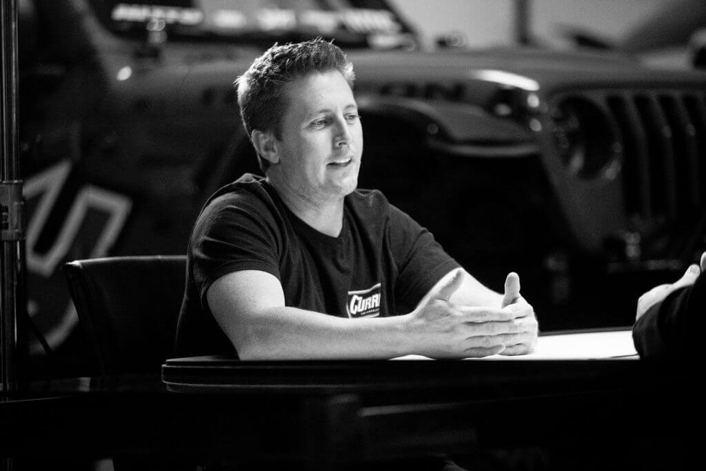 off road racer casey currie podcast
