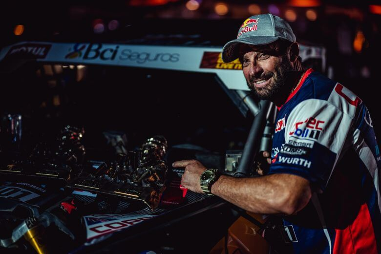 Lopez Maverick Dakar