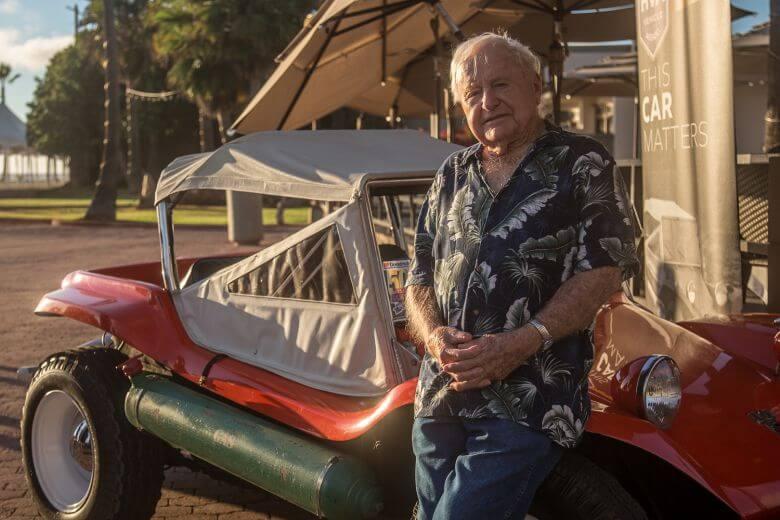 Bruce Meyers Legends Rally Sea to Sky