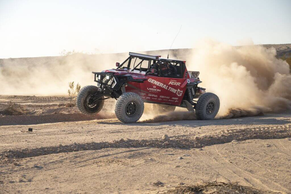 Jim Beaver Race Feature